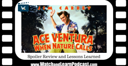 Ace Ventura: When Nature Calls (1995) | Spoilers and Lessons Learned