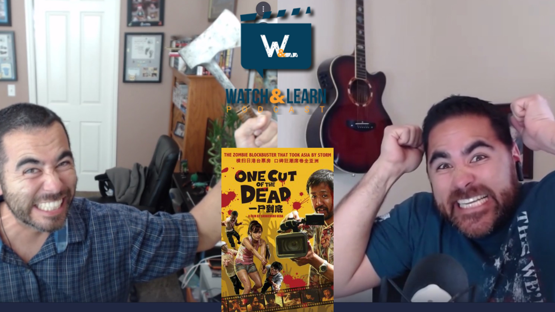 one cut of the dead review