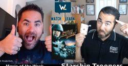 Starship Troopers (1997) – Starring Casper Van Dien and Denise Richards