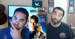 The Saint Movie Review Spying & Heisting with Val Kilmer and Elisabeth Shue (1997)